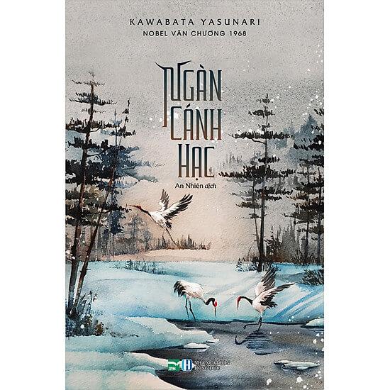 [Review] Ngàn Cánh Hạc - Kawabata Yasunari