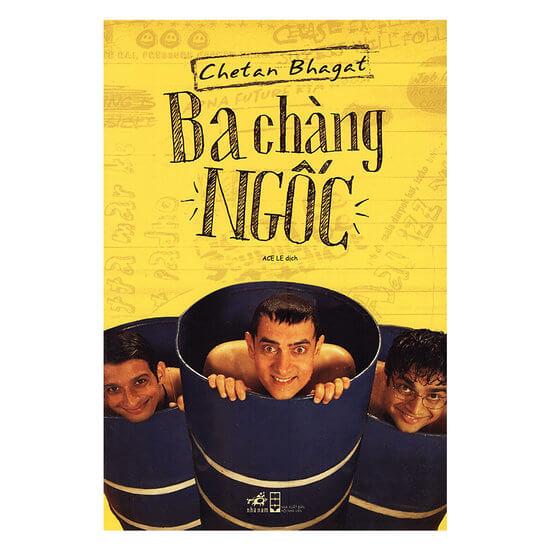 [Review] Ba Chàng Ngốc - Chetan Bhagat