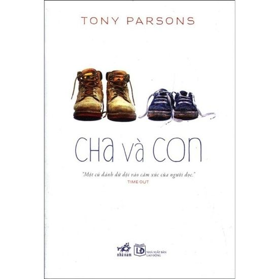 [Review] Cha Và Con - Tony Parsons