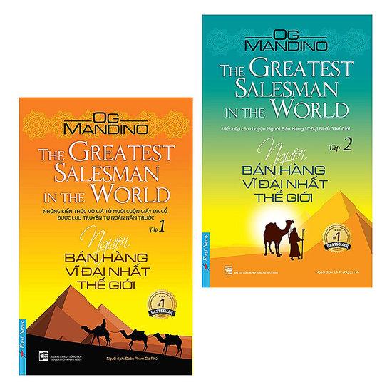 [Review - Trích dẫn] Người Bán Hàng Vĩ Đại Nhất Thế Giới - Og Mandino