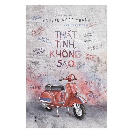 [Review] Thất Tình Không Sao - Nguyễn Ngọc Thạch