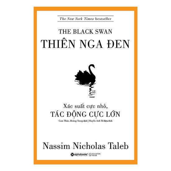 [Review - Tóm tắt] Thiên Nga Đen - Nassim Nicholas Taleb