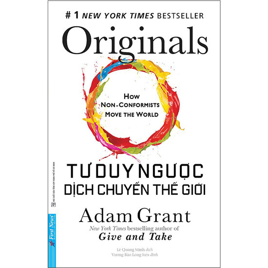 [Review] Tư Duy Ngược Dịch Chuyển Thế Giới - Adam Grant