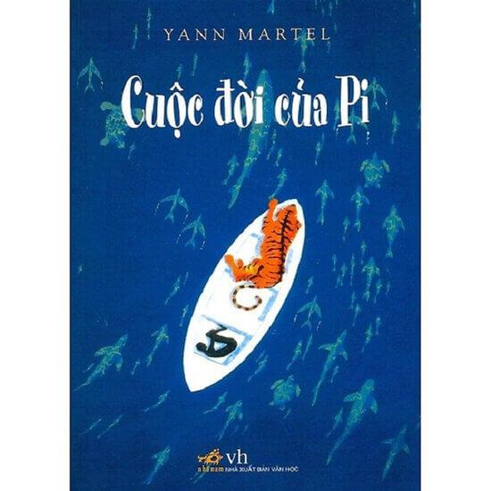 [Review] Cuộc Đời Của Pi - Yann Martel