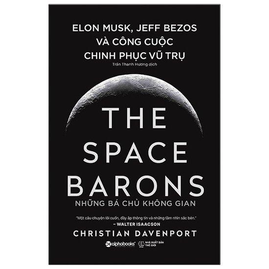 [Review] The Space Barons (Những Bá Chủ Không Gian) - Christian Davenport