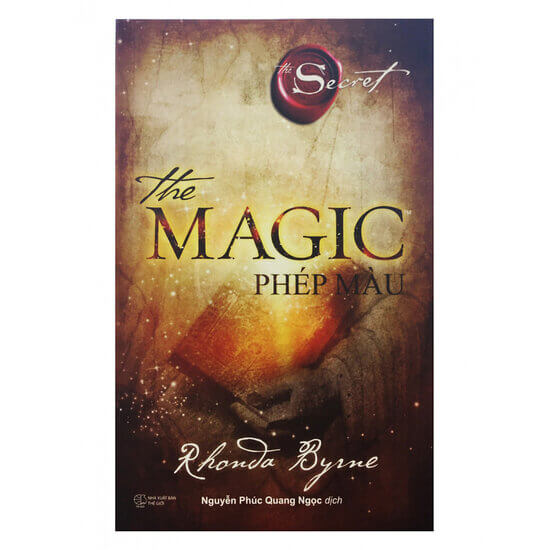 [Review] The Magic (Phép màu) - Rhonda Byrne