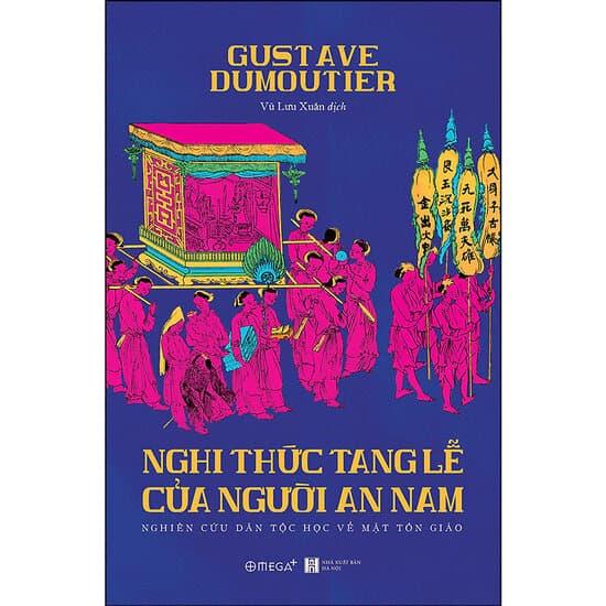 [Review] Nghi Thức Tang Lễ Của Người An Nam - Gustave Dumoutier