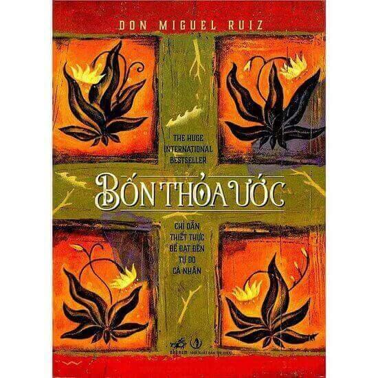[Review] Bốn Thỏa Ước - Don Miguel Ruiz