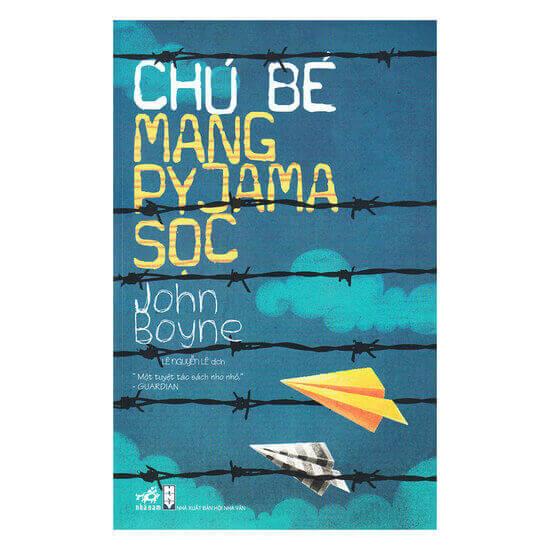 [Review] Chú Bé Mang Pyjama Sọc - John Boyne