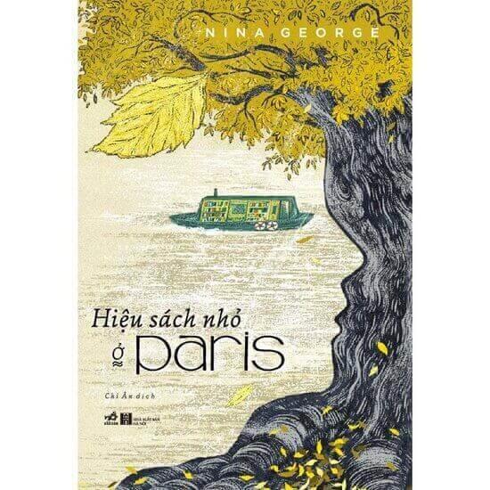 [Review] Hiệu Sách Nhỏ Ở Paris - Nina George