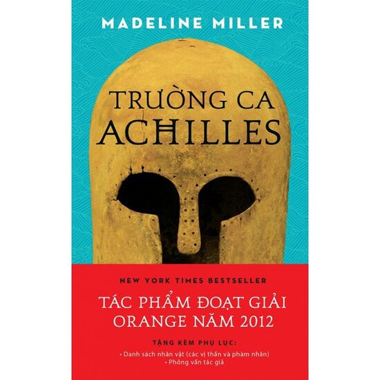 [Review] Trường Ca Achilles - Madeline Miller